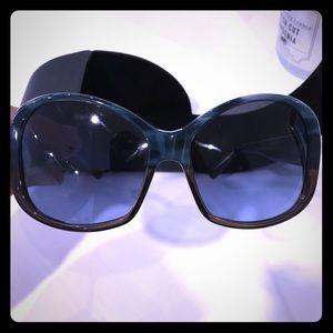 Prada ombré sunglasses